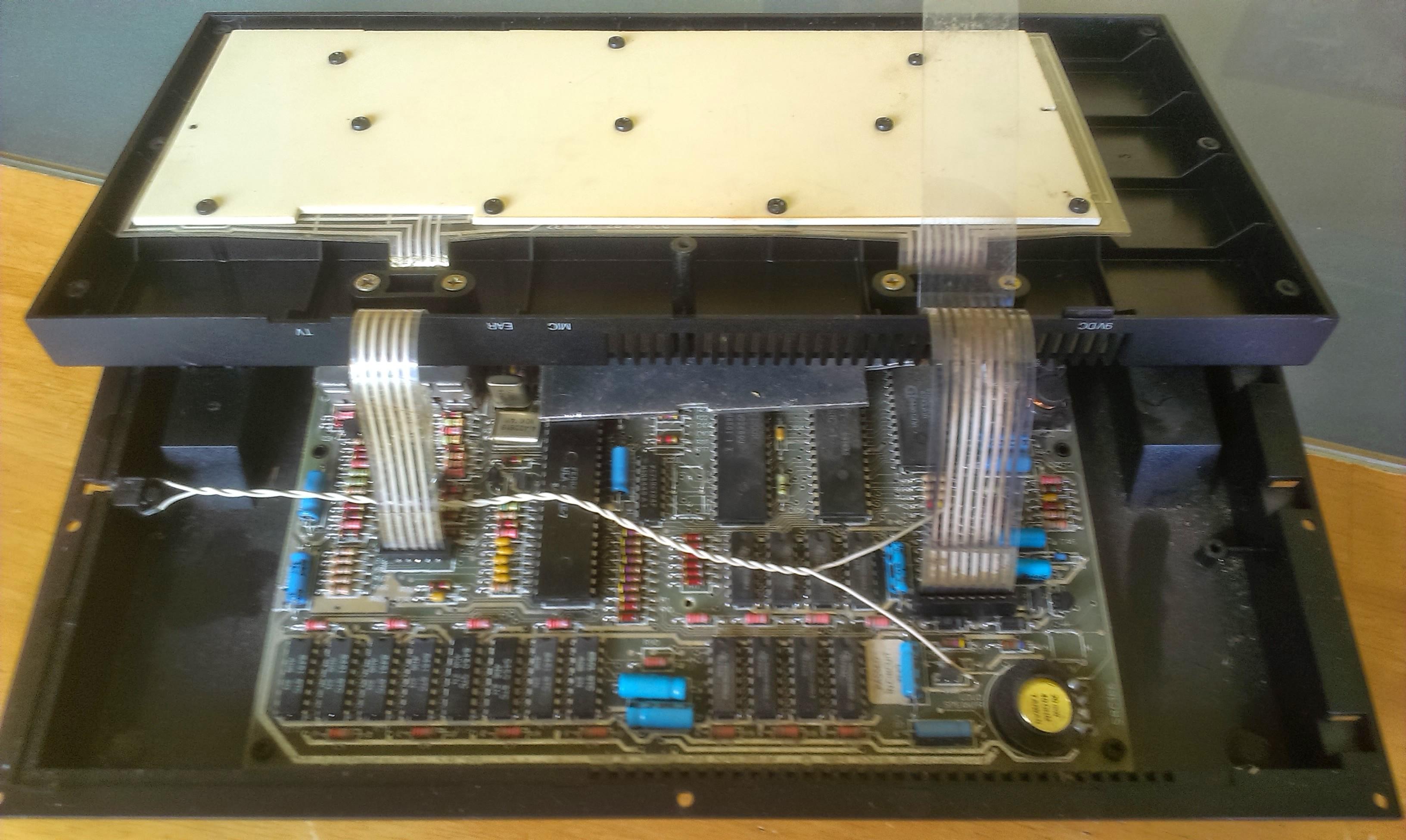 Open ZX Spectrum +2
