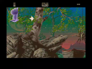 Screenshot taken from Agony by Psygnosis for Amiga