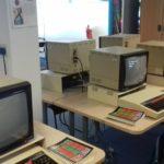 CFCH 80s computer classroom