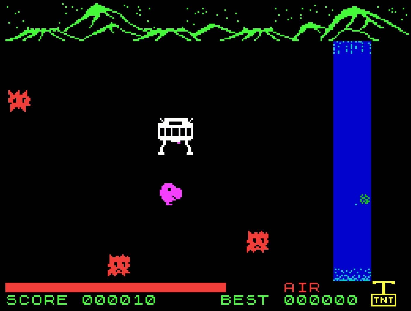 Tribble Trubble on the ZX Spectrum