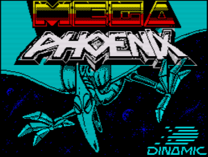 Retro Games Forever ZX Spectrum Challenge Mega Phoenix
