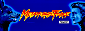 Another Arcade 20p Challenge: Metamorphic Force